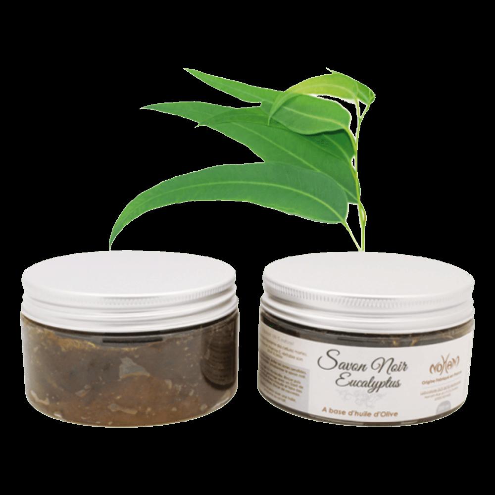 HAMMAM : Savon Noir Eucalyptus