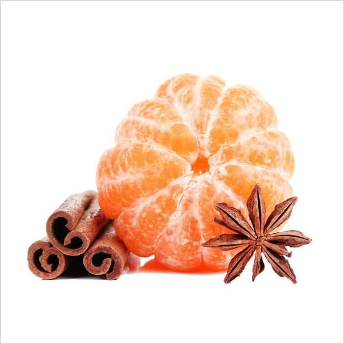 Mandarine Cannelle